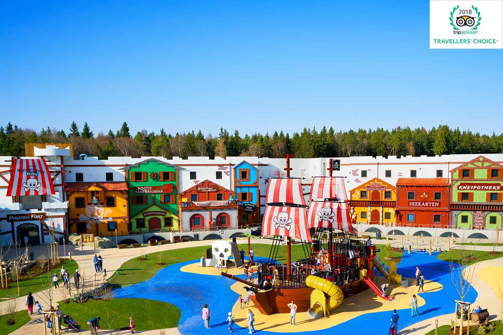 Carte Legoland Allemagne.Legoland Apercu De L Hotel